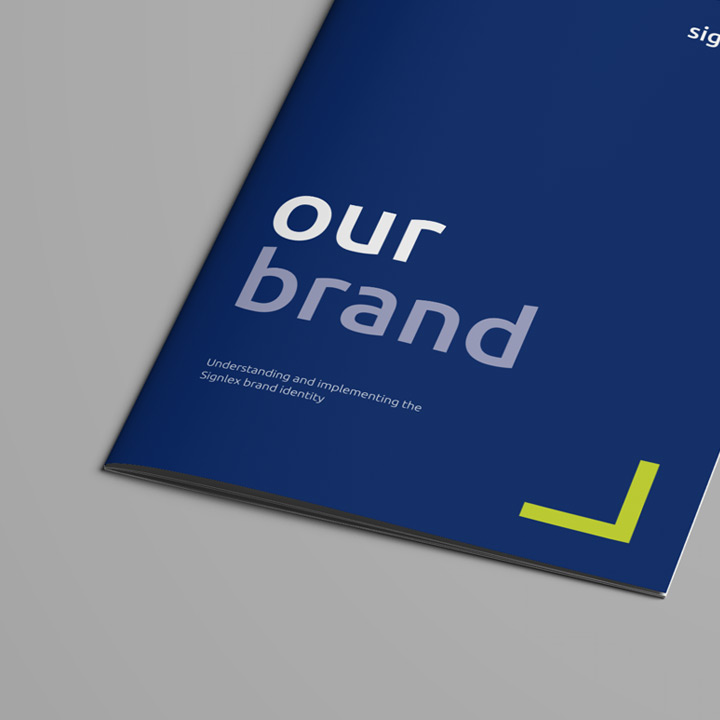Branding guidelines quote